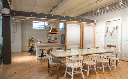 Coworking at Makers