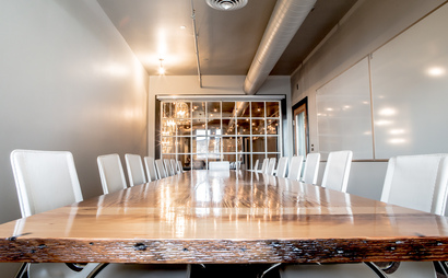 Conference Room & Meeting Space at Makers