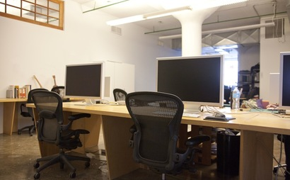 1-2 desks in Fort Greene office