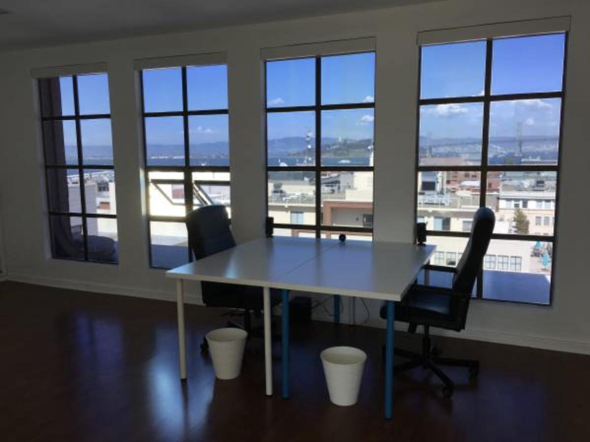 Office Penthouse For 5 10 People Desks Near Me