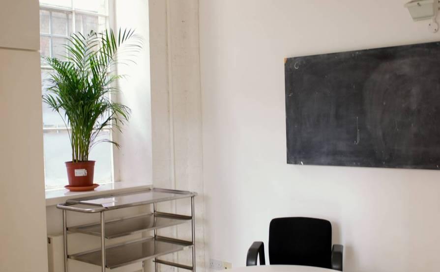 Deskspace will full use of all office amenities