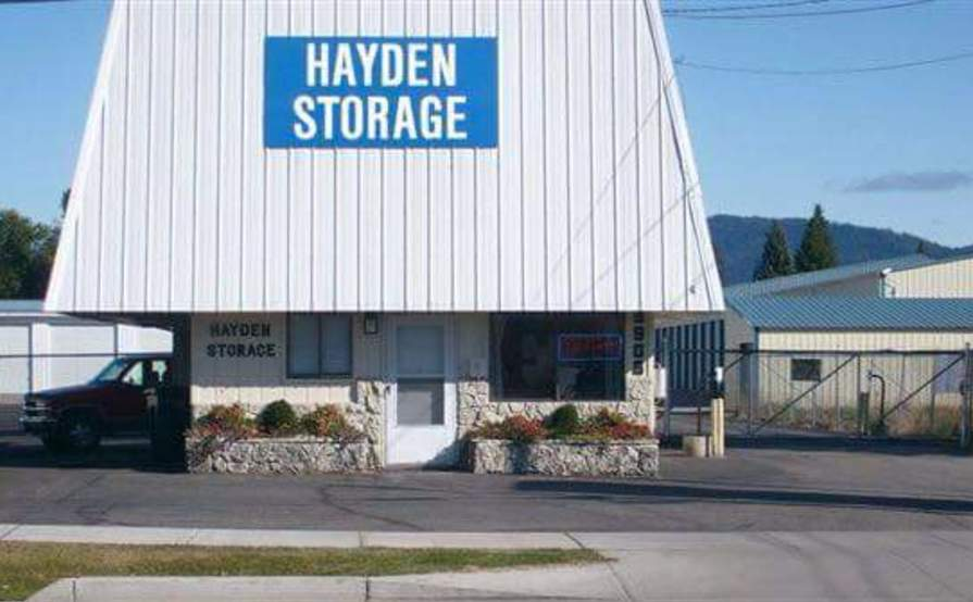 private office in hayden storage main buildi