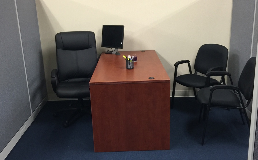 Share desk