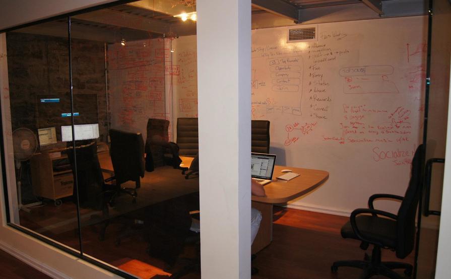 Hitlab Tech/Entertainment centre powered by AKON
