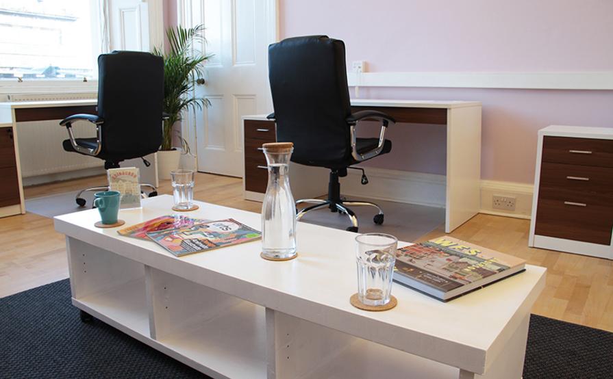 Desk Rental available