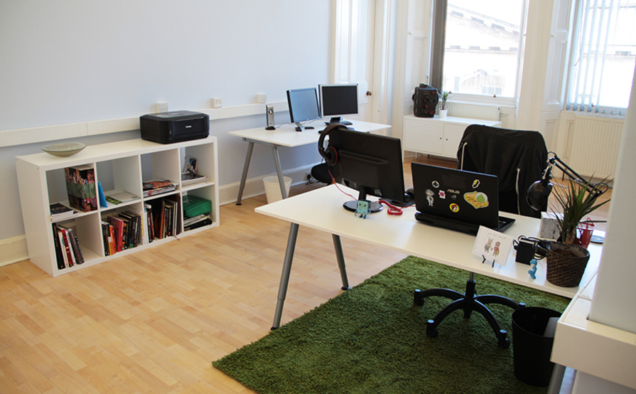Desk Rental available