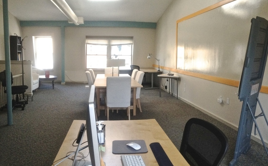 Individual Work Desk