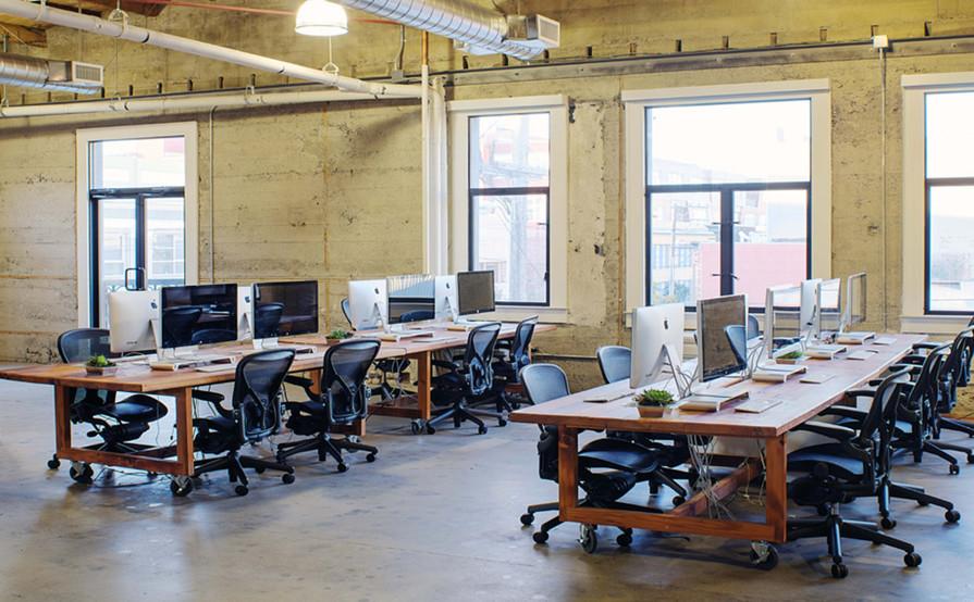 Andrew's Desk