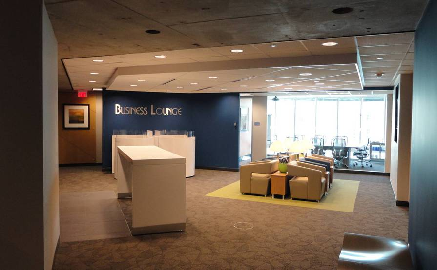 Regus Business Lounge