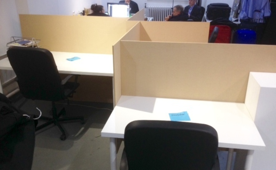 Desk Address - LARGE DESKS