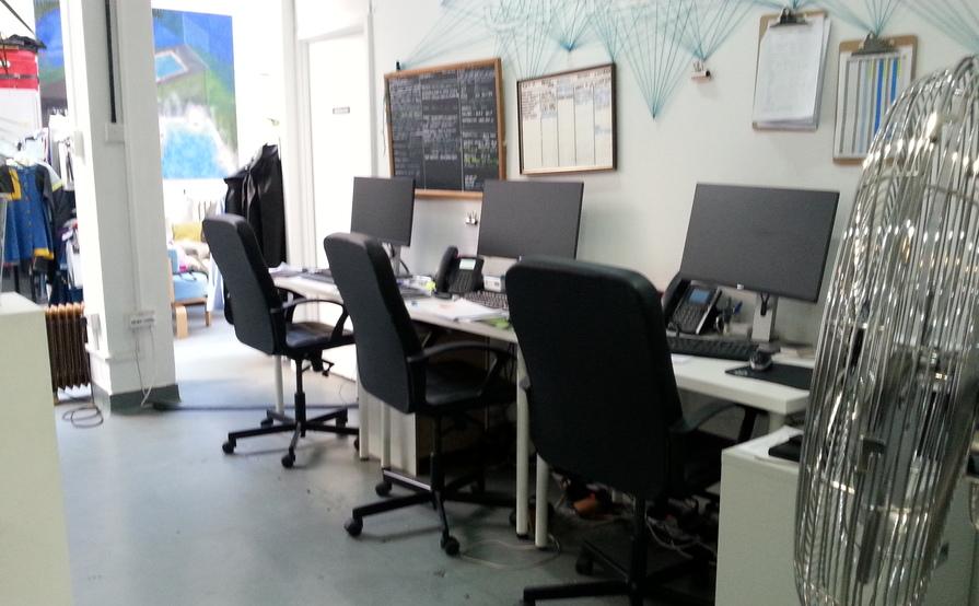 Desk Address - LARGE DESKS