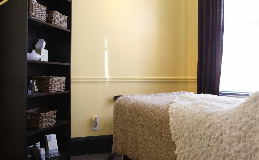 Massage Therapy or Energy Healing Space