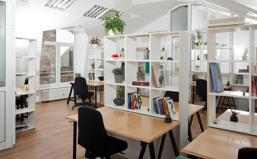 SOHO - Dedicated desks