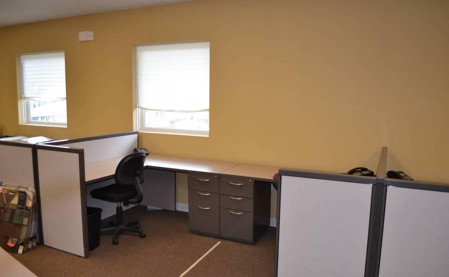 Desk areas 1-30 areas