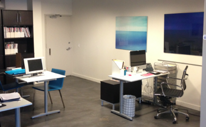 Loft style office space- Sliding Rate