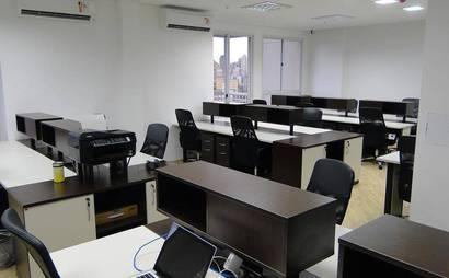 Espaço Conceito - Desks - Coworking