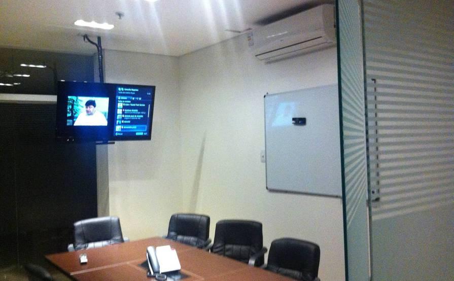 Espaço Conceito - Meeting Room - Coworking