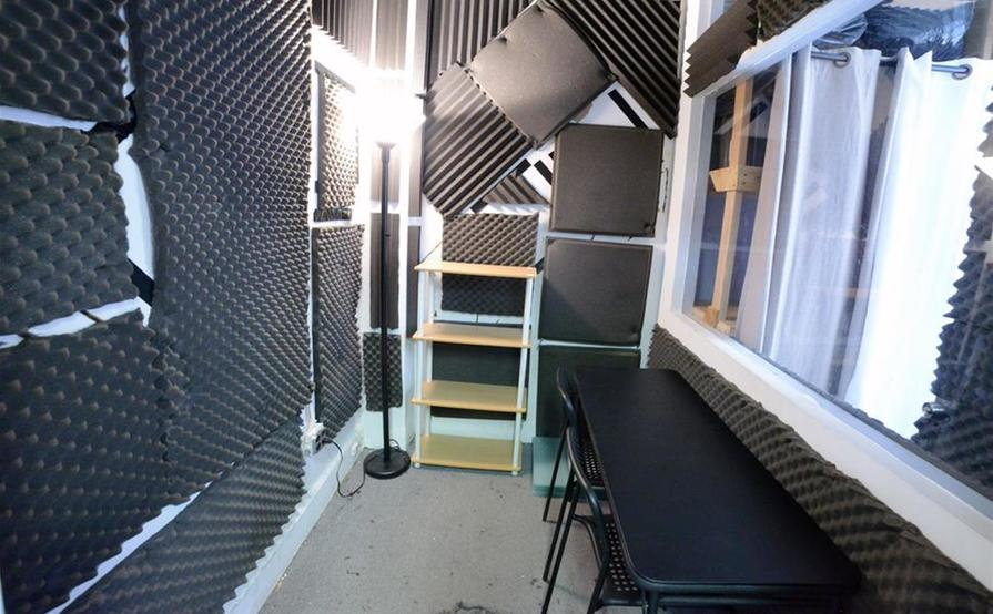 Small Studio in Chelsea