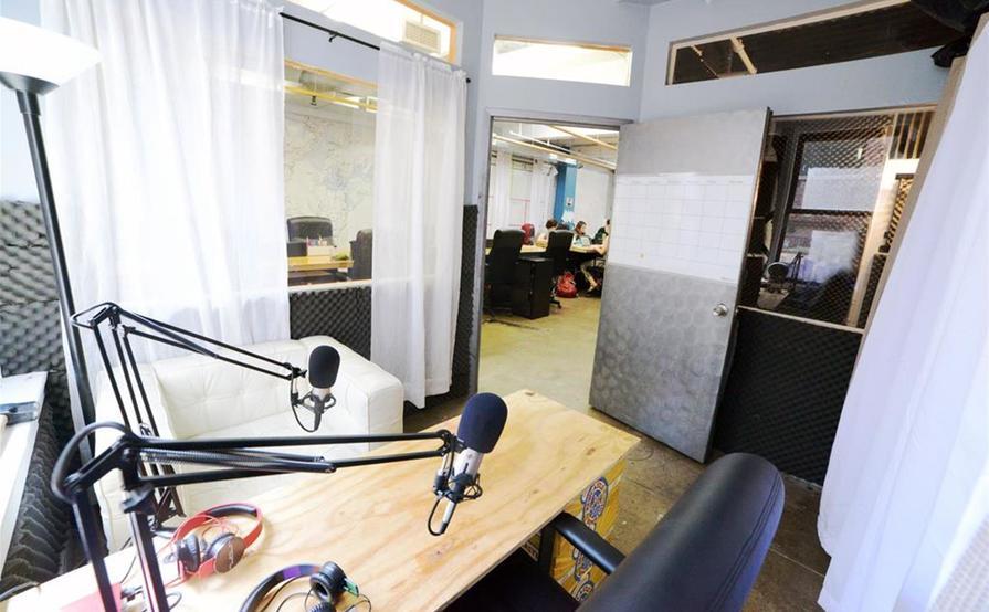 Large Studio in Chelsea