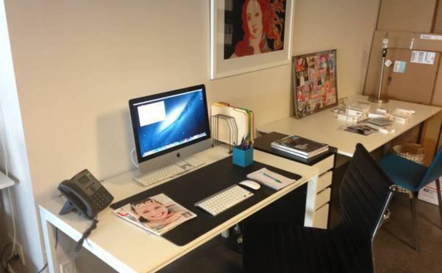Desk Work Space