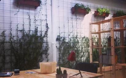 GARDEN :: coworking space + atelier