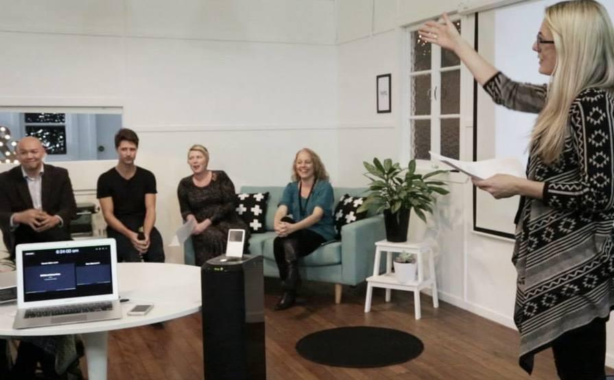 Workshop/Yoga Space