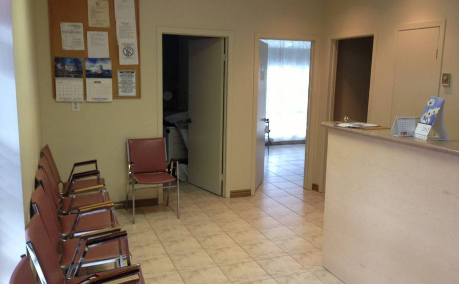 Medical Office for Lease as of December 1, 2013