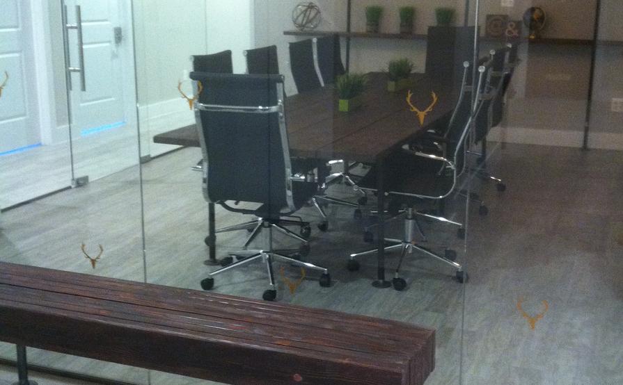 Shared Office Desk #2