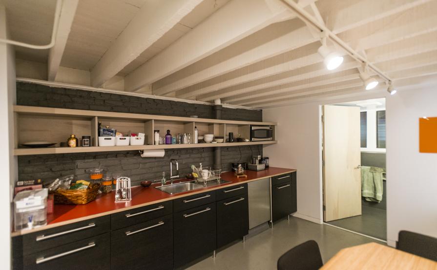 Individual Desk space