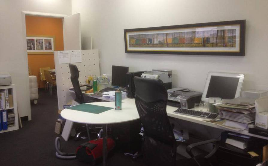 Studio Space, two desks available