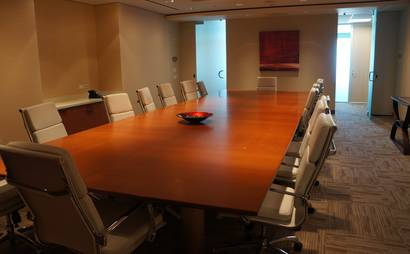 Interior Conference Room