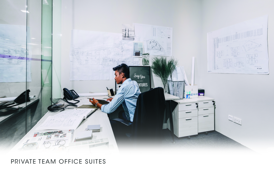 Central Team Suites