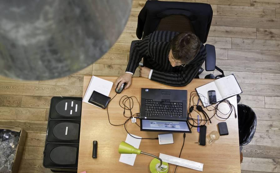 Desk - Pied-à-Terre