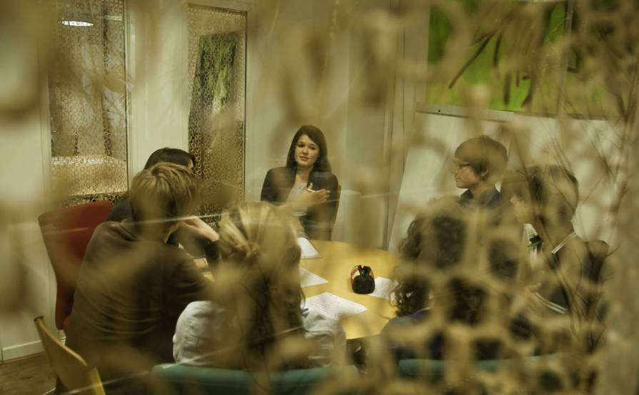 Meeting room - La Petite Salle
