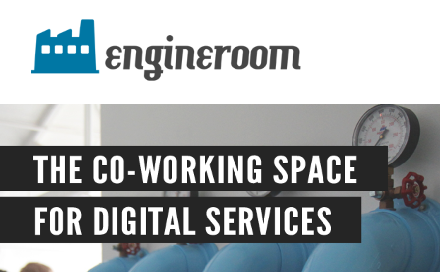 EngineRoom Chippendale: Full-time Shared Desk