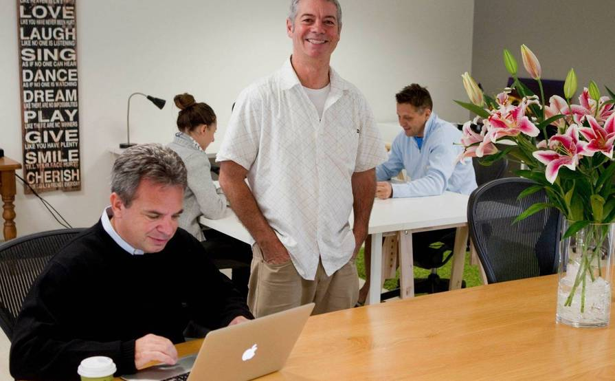Collaborative Coworking on the Northern Beaches