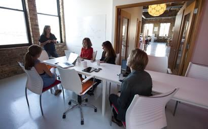 Enerspace Coworking @ West Kinzie Street