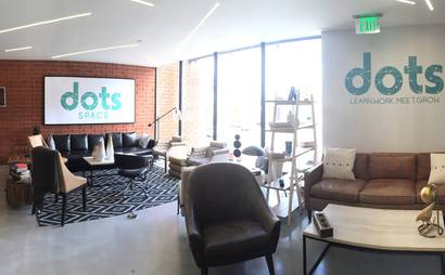 dots SPACE @ Los Angeles