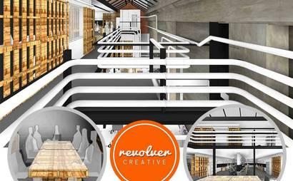 Revolver Creative @ 231 Chapel Street