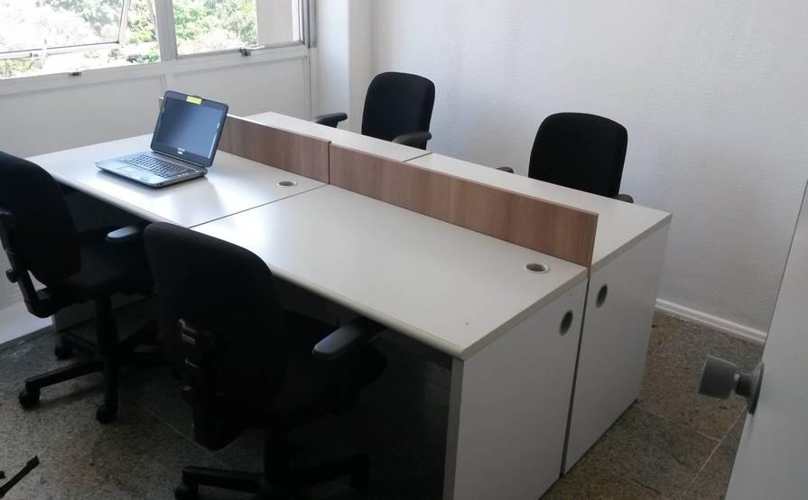 Desk to Work - Faria Lima - Mini Office Space