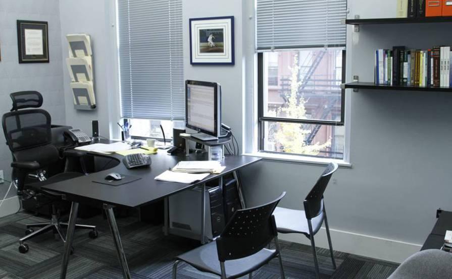 Private Window Office