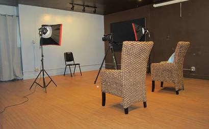 Private Office, Casting Room, Audition Room