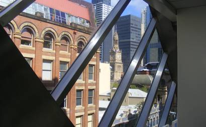 At the heart of the CBD - ideal business location