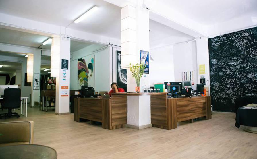 Coworking Full Desk