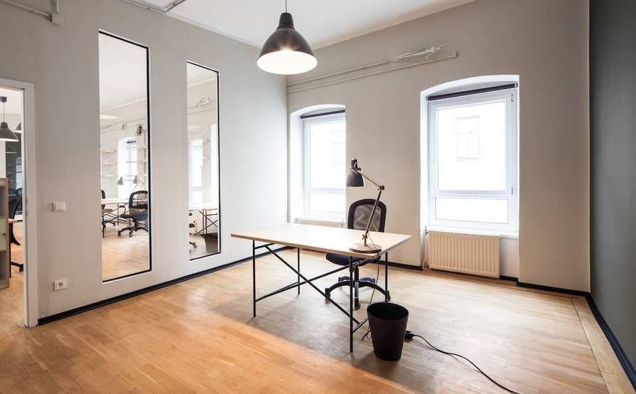 STOCKWERK Coworking - fix and flex-desks