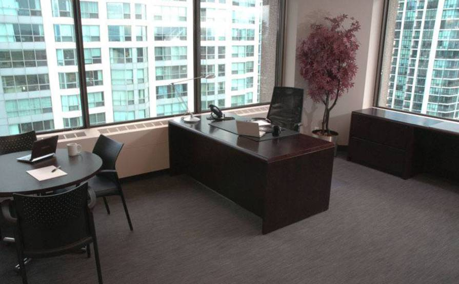 Executive Window Offices