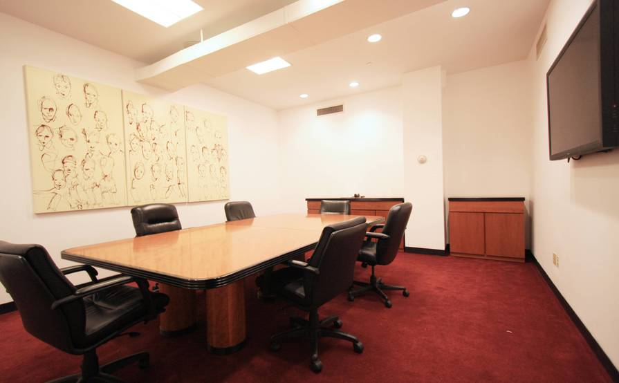 Executive Suites, Cubicles, Private Offices, Conference Rooms, Co-Working Space, Desk Space