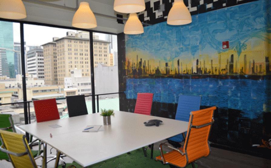 Meeting Room @ MEC (Miami Entrepreneurship Center)