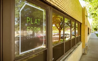 Platform Coworking in Ravenswood, Chicago