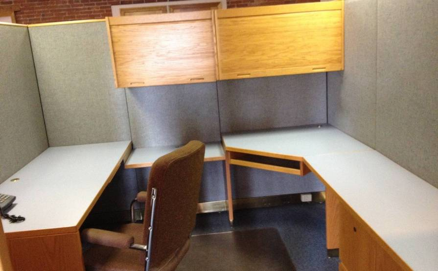 Shared Desk-Virtual Office